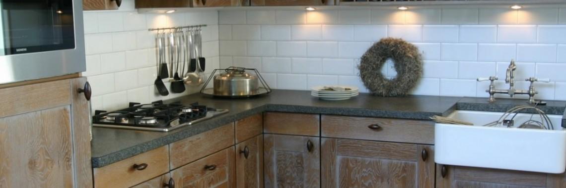 Granieten keukenblad » PotmanJr